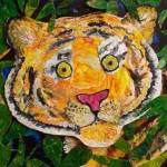 Kenfortes_Tiger 3D Art