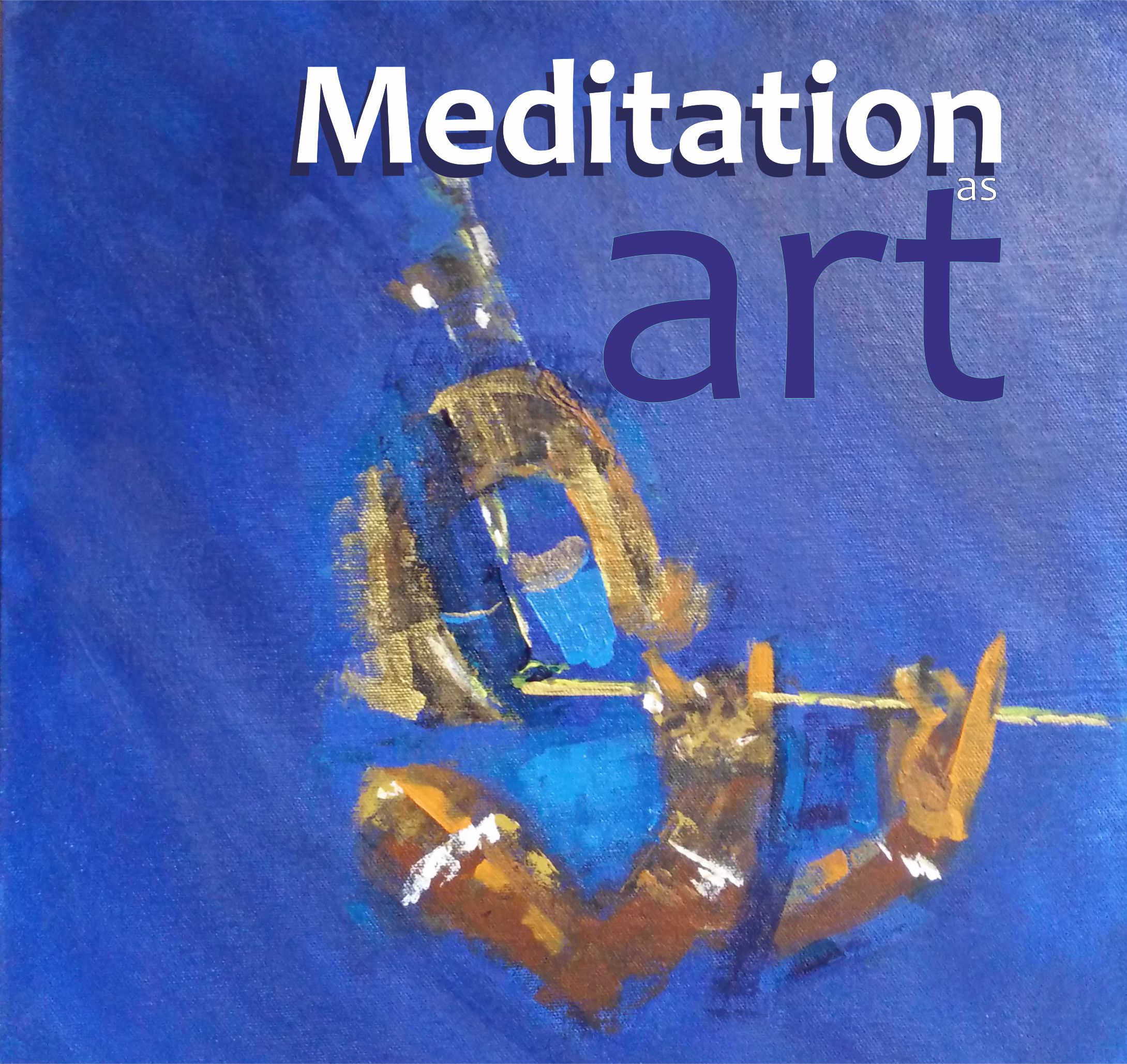 art as meditation and therapy by kenfortes art class bangalore goa