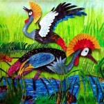 Kenfortes_Crowned Cranes 3D