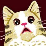Cat - digital drawing - mspaint -kenfortes art class online offline children art